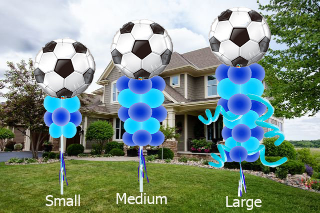21 Big Soccer Ball - Starts at 35$