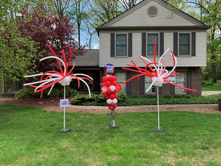 4th of July Special w/red white and blue