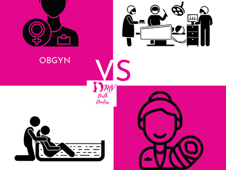 OBGYN VS. MIDWIVES