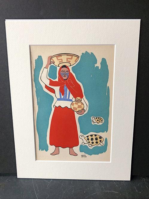 Mexican Folkways: Tortuga