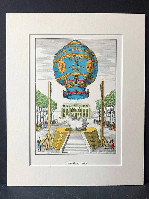 Balloons: Premier Voyage