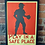 Thumbnail: Vintage School Poster: Play In A Safe Place/ Thanksgiving