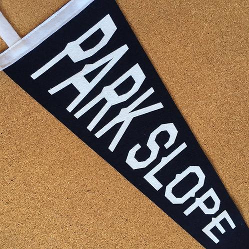 Park Slope Pennant Vintage Style Custom Designed