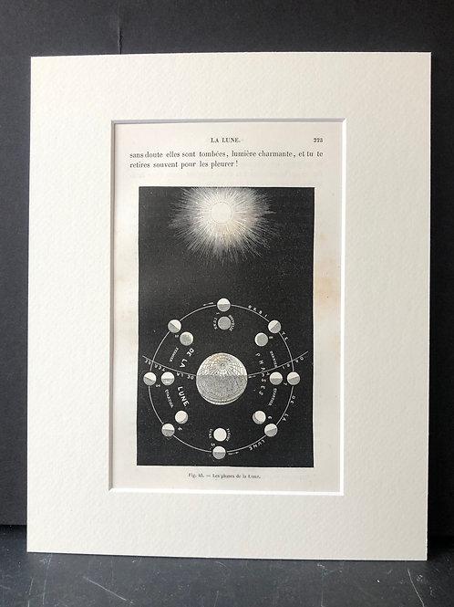 History of the Stars:La Lune