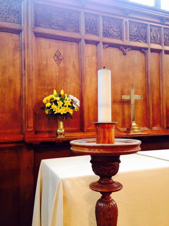 St Matthew's Easter Day 2015