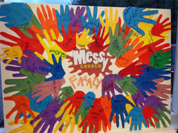 Messy Church Family