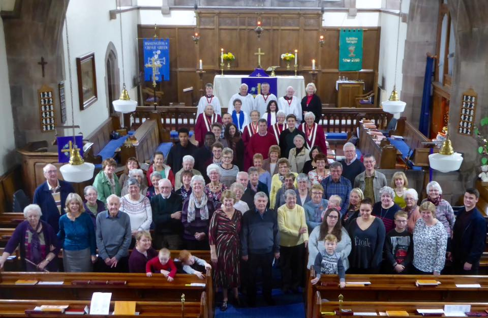 St Matthew's Church Family Dec 2015