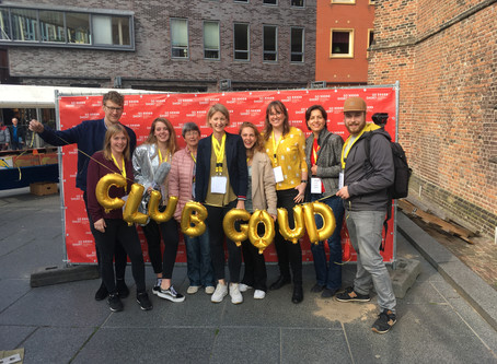 Club Goud goes Open Source