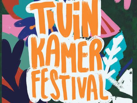 Het allereerste Tuinkamerfestival!