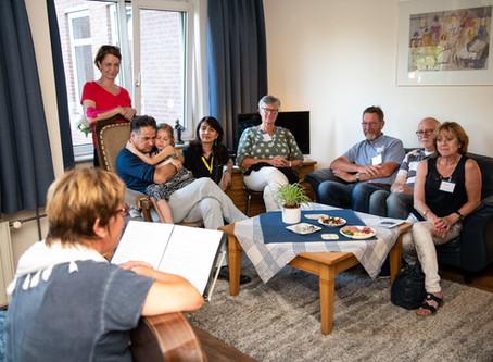 About last weekend:  De ❤ voor Muziek