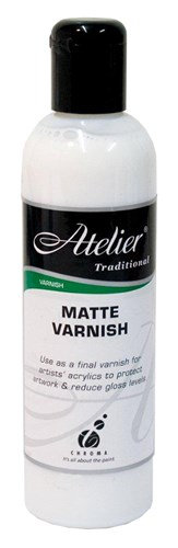 Atelier Matte Varnish