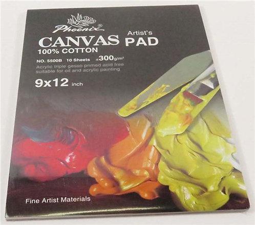 Phoenix Canvas Pad