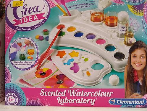 Scented Watercolour Laboratory