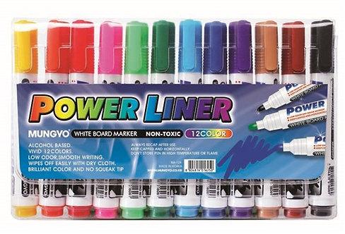 Mungyo Whiteboard Marker Set of 12