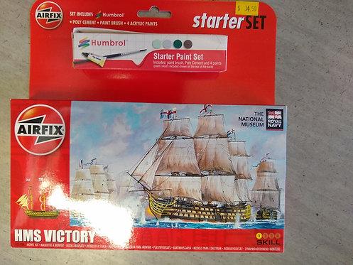 HMS Victory Model Kit