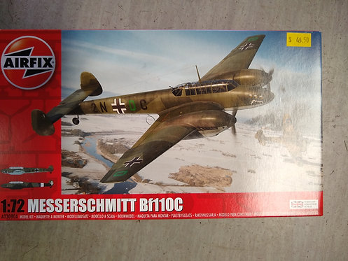Messerschmitt Bf110C Model Kit