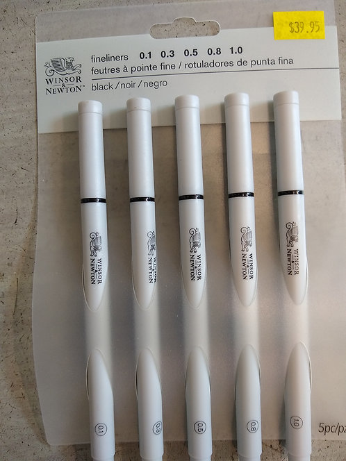 Winsor & Newton Fineliner Set