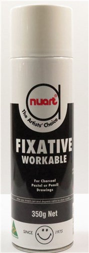 Nuart Workable Fixative