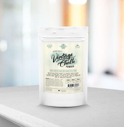 Vintage Chalk Powder