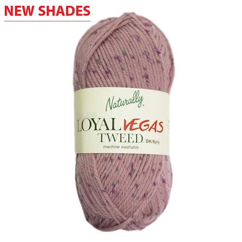 Loyal Vegas Tweed