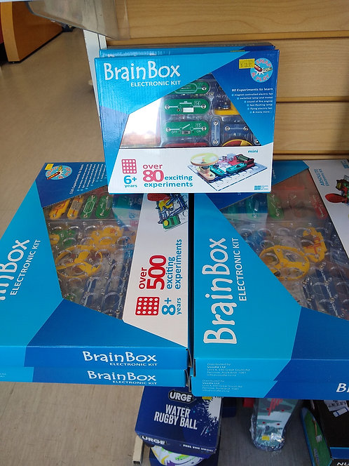 Brainbox Electronic Kit