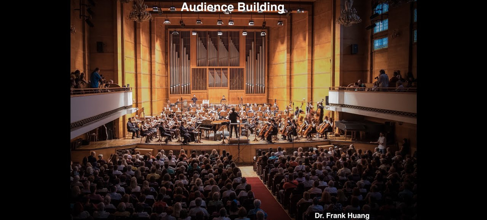 Becoming the 21st Century Musician: Audience Building