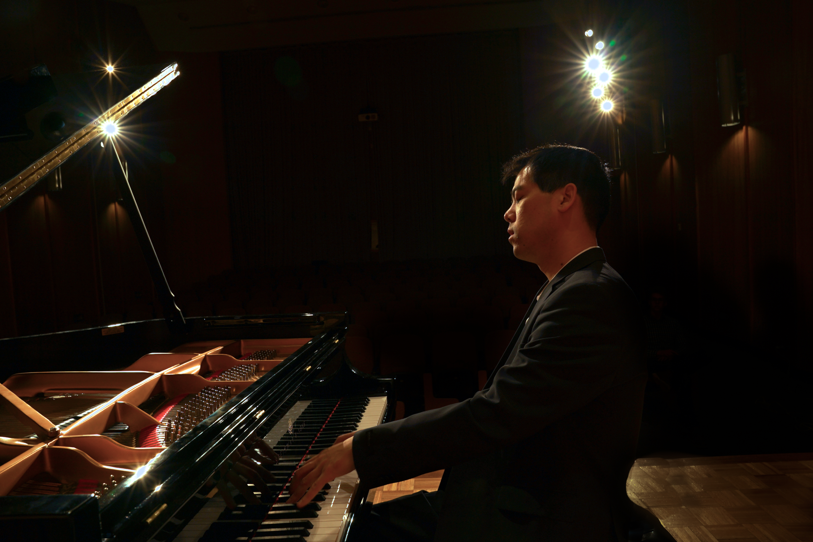 Frank Huang, Pianist and Professor | Photos