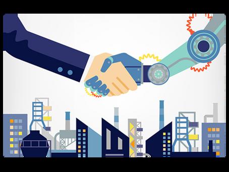 A nova revolução Industrial – Industria 4.0
