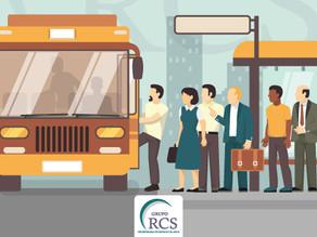 Como se proteger do Coronavírus no transporte público