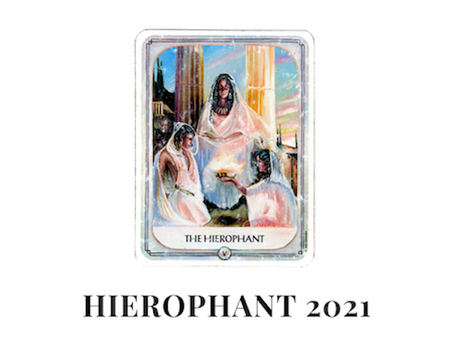 The Hierophant Year - 2021 Part 1