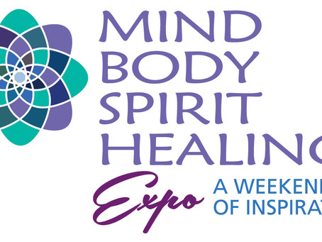Mind, Body, Spirit Healing Expo, March 14th & 15th, 2020
