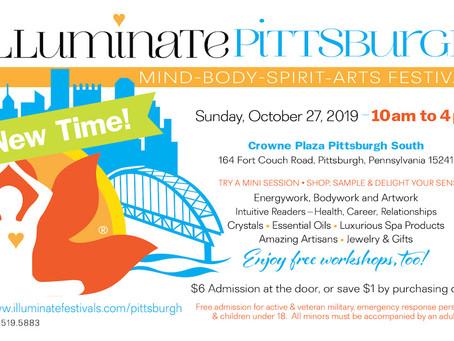 Illuminate Pittsburgh! Oct. 27th, 2019