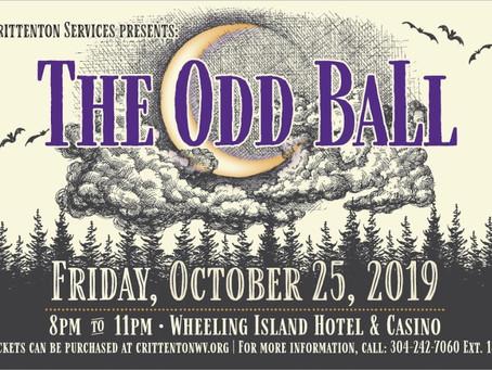 The ODD BALL! October 25th, 2019