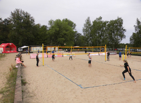 MBS - Beachvolleyball-Endrunde 2019