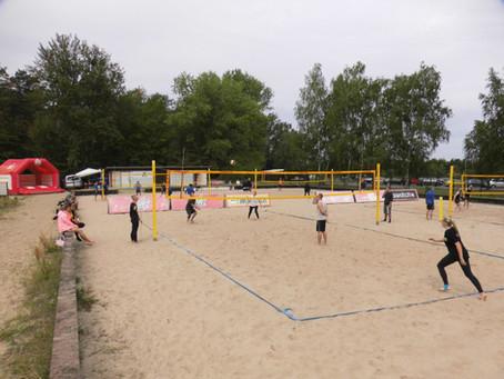 MBS - Beachvolleyball-Endrunde 2019