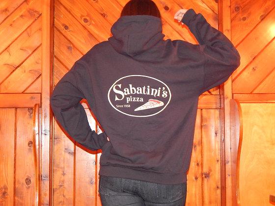 Sabatini's Black Hoodie
