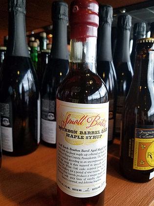 Bourbon Barrel Aged Maple Syrup 12.5 oz
