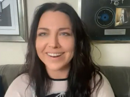 AMY LEE: THE CODA COLLECTION INTERVIEW