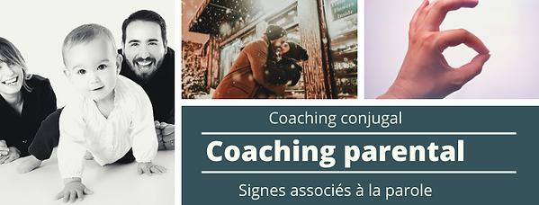 coaching parental et conjugal