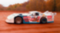 Davey Johnson, Rocket Chassis, dirt late model, dirt oval racing, Rocket Chassis House Car