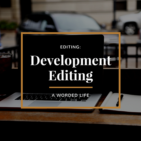 Content Developmental Editing (60k) Words