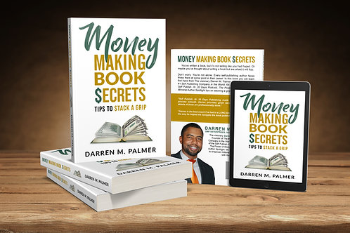 Money Making Book Secrets Program
