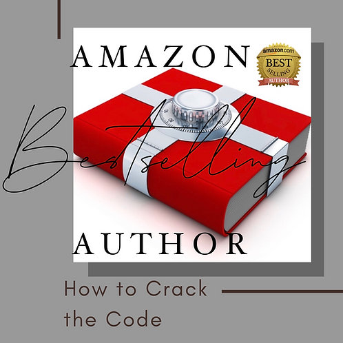 Amazon Bestselling Authors: How to Crack the Code