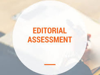 Editorial Assessment (60k) Words