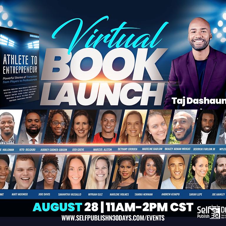 Athlete to Entrepreneur Book Launch