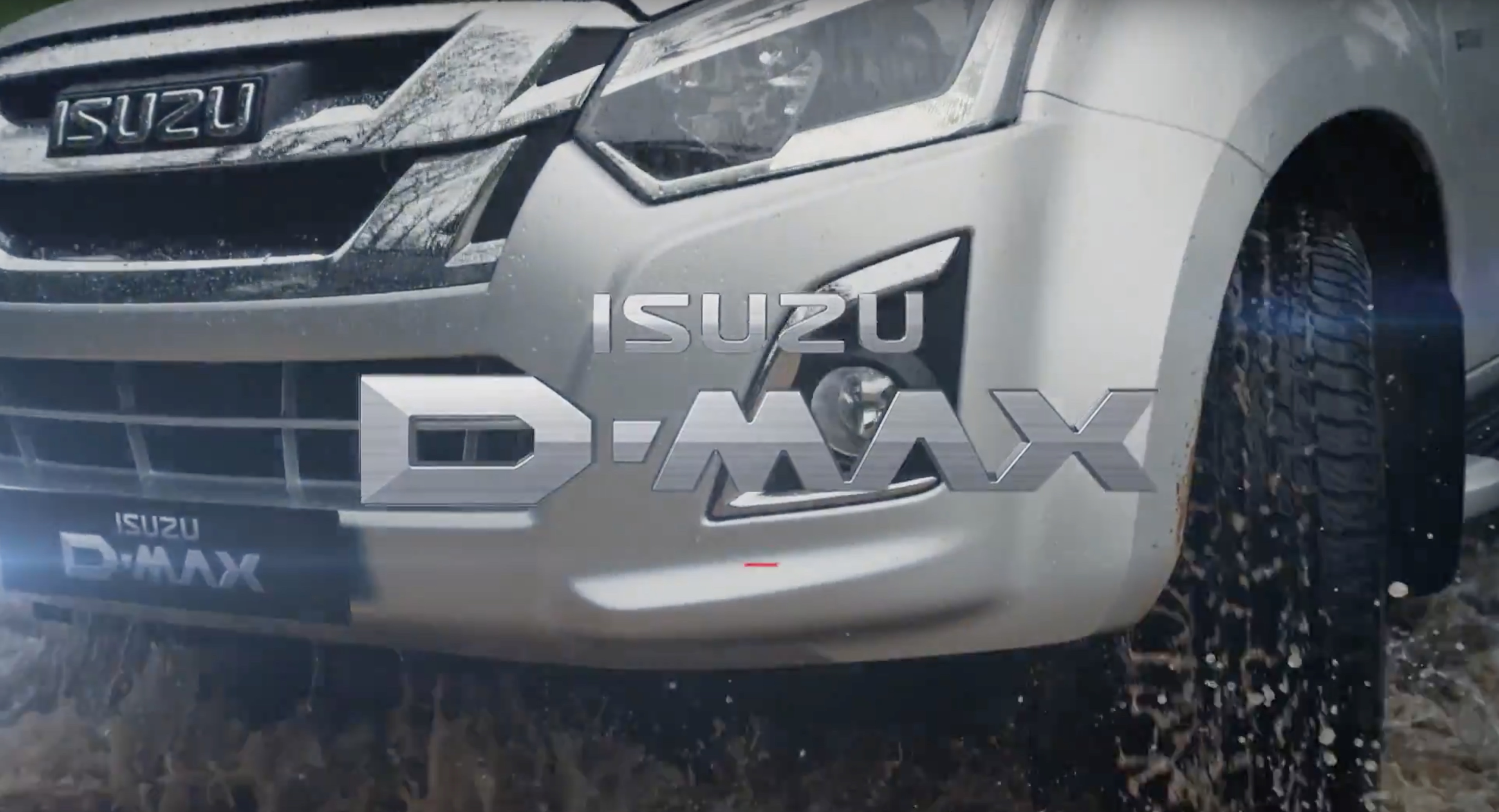 ISUZU D-Max X Fight Gravity