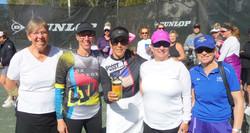 Ladies Marmalade (Sarasota, FL) - 1st Place  3.5/4.0