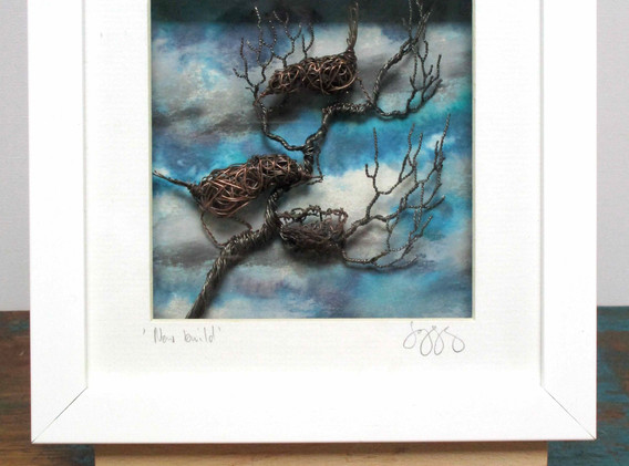 Nest Makers framed