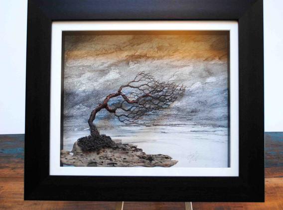 Windscape framed