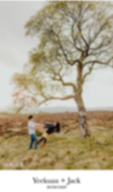 Engagement photoshoot in Sheffield, Peak District. Travelling couples and wedding photographer in the UK. Destination photographer based in London. Rates and packages for wedding photographer near me in Surrey.